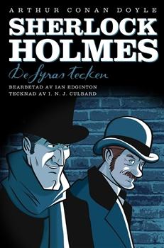 Bild på Sherlock Holmes: De fyras tecken