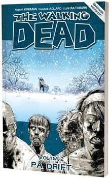Innehåller nr 7-12 av serietidningen The Walking Dead – förlagan till tv-serien med samma namn. De överlevande lämnar lägret för att söka efter en mindre otrygg plats att bosätta sig på. Rick hinner blir gruppens ledare innan de hittar till Hershels gård. Förord av Fredrik Strage. Svensk översättning, utgiven av Apart Förlag.