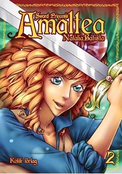 Natalia Batista: Sword Princess Amaltea 2
