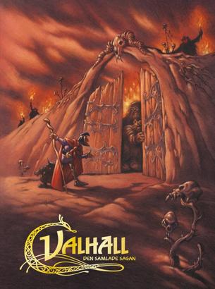 Bild på Valhall: den samlade sagan 2
