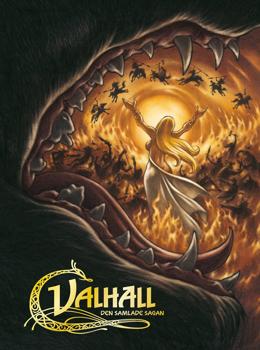 Bild på Valhall: den samlade sagan 5
